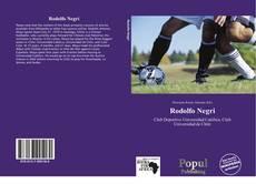 Bookcover of Rodolfo Negri