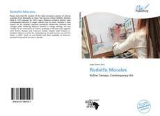 Buchcover von Rodolfo Morales
