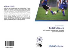 Capa do livro de Rodolfo Manzo