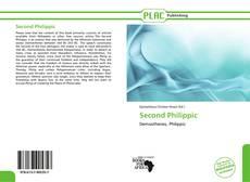 Buchcover von Second Philippic