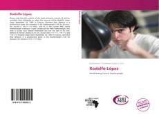 Rodolfo López kitap kapağı