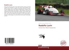 Buchcover von Rodolfo Lavín