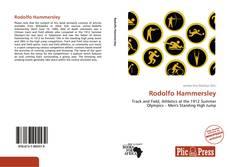 Обложка Rodolfo Hammersley