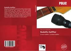 Bookcover of Rodolfo Halffter