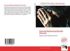 Обложка Second Reformed Dutch Church