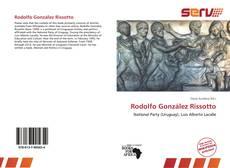 Copertina di Rodolfo González Rissotto