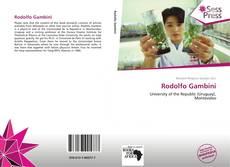 Обложка Rodolfo Gambini