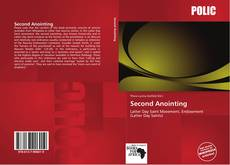 Portada del libro de Second Anointing
