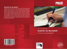 Rodolfo De Benedetti的封面