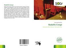 Couverture de Rodolfo Crespi