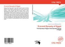 S econd Dynasty of Egypt kitap kapağı