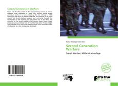 Second Generation Warfare kitap kapağı