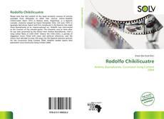 Обложка Rodolfo Chikilicuatre