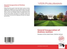 Copertina di Second Inauguration of Andrew Jackson
