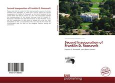 Bookcover of Second Inauguration of Franklin D. Roosevelt