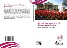 Portada del libro de Second Inauguration of George Washington