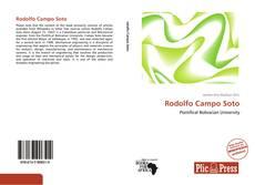 Borítókép a  Rodolfo Campo Soto - hoz