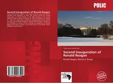 Bookcover of Second Inauguration of Ronald Reagan