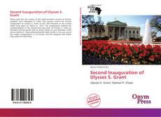 Обложка Second Inauguration of Ulysses S. Grant