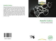 Portada del libro de Rodolfo Cadena