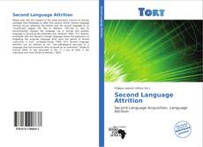 Bookcover of Second Language Attrition