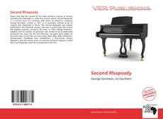 Second Rhapsody kitap kapağı