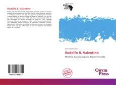 Rodolfo B. Valentino的封面