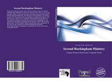 Bookcover of Second Rockingham Ministry