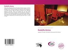 Copertina di Rodolfo Arena