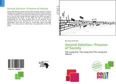 Copertina di Second Solution / Prisoner of Society