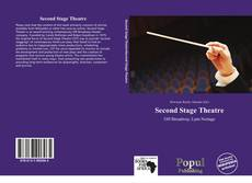 Bookcover of Second Stage Theatre