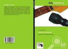 Capa do livro de Rodolfo Abrantes