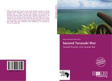 Second Taranaki War的封面