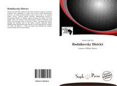 Portada del libro de Rodnikovsky District