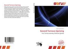 Buchcover von Second Tarnovo Uprising