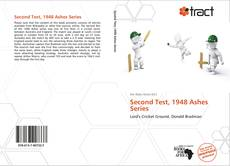 Bookcover of Second Test, 1948 Ashes Series