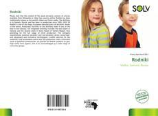 Bookcover of Rodniki