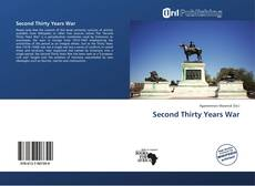 Capa do livro de Second Thirty Years War