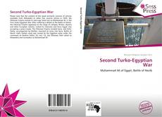 Bookcover of Second Turko-Egyptian War