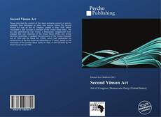 Portada del libro de Second Vinson Act