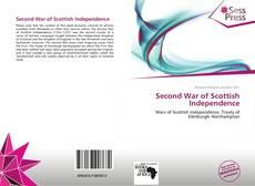 Capa do livro de Second War of Scottish Independence