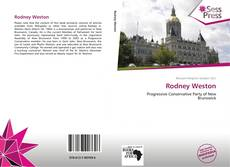 Обложка Rodney Weston