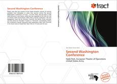 Bookcover of Second Washington Conference