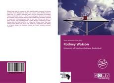 Portada del libro de Rodney Watson