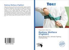 Capa do livro de Rodney Wallace (Fighter)