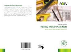 Capa do livro de Rodney Walker (Architect)