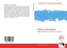 Rodney Vandergert kitap kapağı