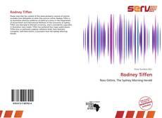 Bookcover of Rodney Tiffen
