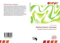 Bookcover of Rodney Street, Liverpool