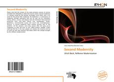 Bookcover of Second Modernity